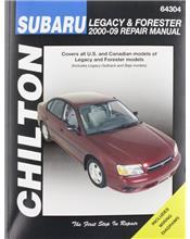 Subaru Legacy Outback, Baja & Forester 2000 - 2009