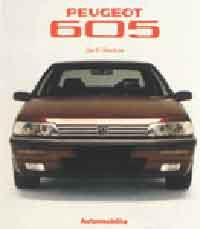 Peugeot 605 - Front Cover