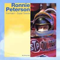 Ronnie Peterson - Front Cover
