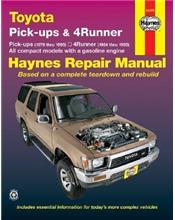 Toyota Pick-Ups & 4Runner (Petrol) Haynes Owners Service & Repair Manual