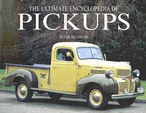 The Ultimate Encyclopedia Of Pickups - Front Cover