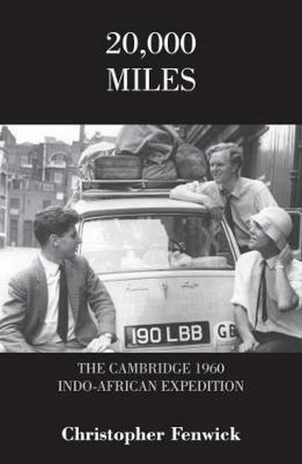 20,000 Miles for a Glass of Champagne - Front Cover