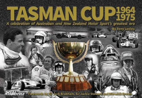 Tasman Cup 1964 - 1975 - Front Cover