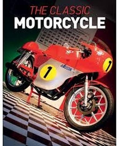 Classic Motorcycle Bookazine by Universal Magazines - Front Cover