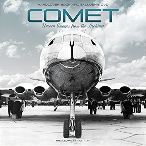 Comet - Front Cover