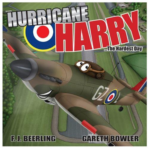 Hurricane Harry : The Hardest Day Mini History - Front Cover