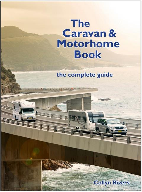 The Caravan and Motorhome Book - Front Cover