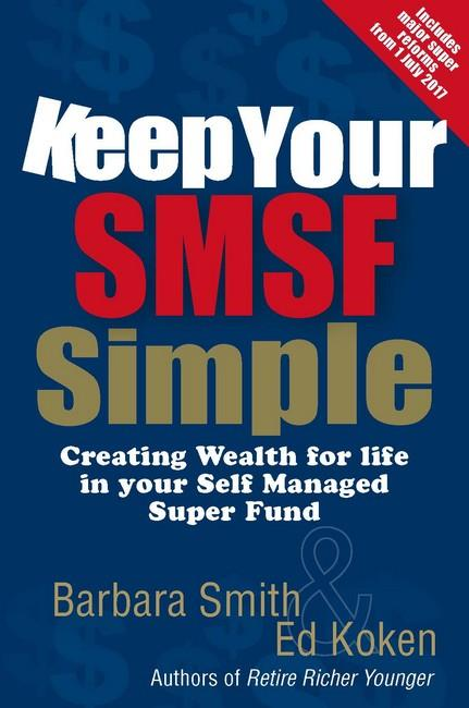 Keep Your SMSF Simple - Front Cover