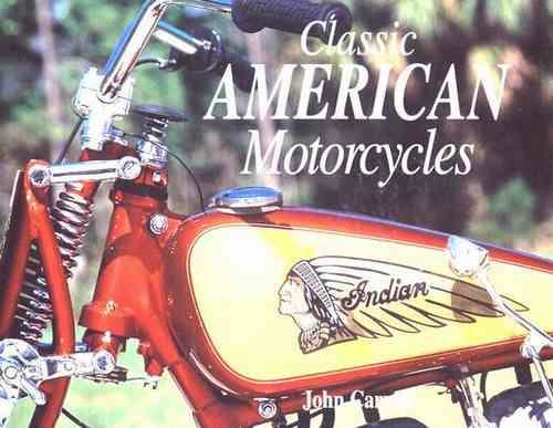 Classic American Motorcycles - Front Cover