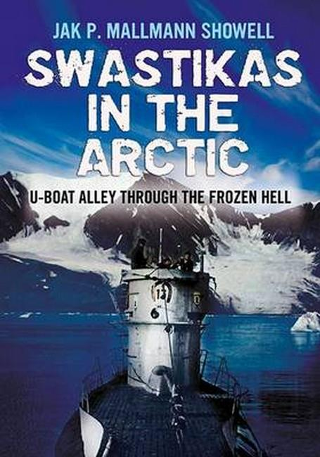 Swastikas in the Arctic - Front Cover