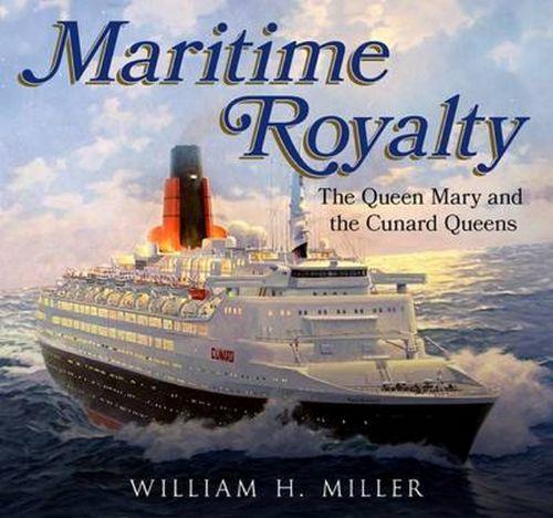 Maritime Royalty - Front Cover