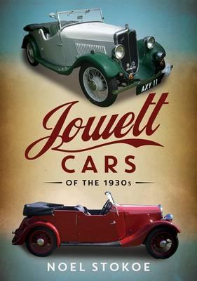 Jowett Cars of the 1930s - Front Cover