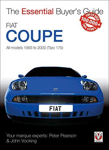 Fiat Coupe (Tipo 175) 1993 - 2000 : The Essential Buyers Guide - Front Cover