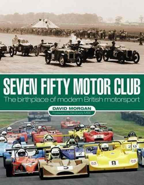 Seven Fifty Motor Club - Front Cover