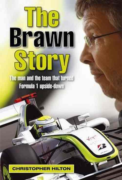The Brawn Story - Front Cover