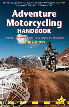 Adventure Motorcycling Handbook 7/e - Front Cover