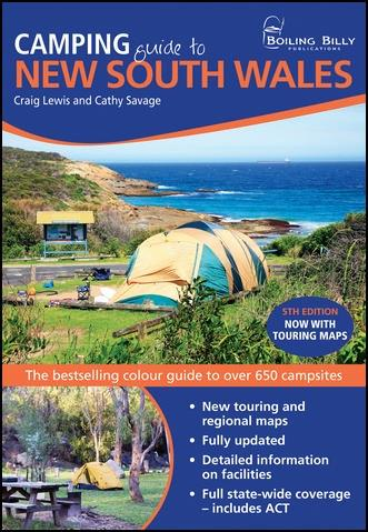 Camping Guide to New South Wales 5/e