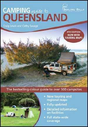 Camping Guide to Queensland 4/E