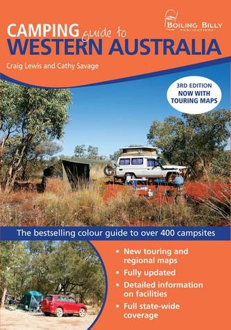 Camping Guide to Western Australia 3/e - Front Cover