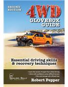 4WD Glovebox Guide : Essential driving skills and recovery techniques - Front Cover