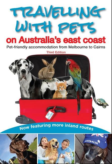 Travelling with Pets on Australia's east coast - Front Cover