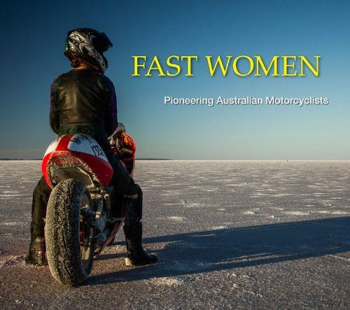 Fast Women - Front Cover