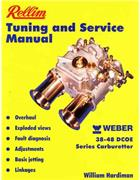 Rellim Weber 38-48 DCOE Series Carburettor Tuning and Service Manual