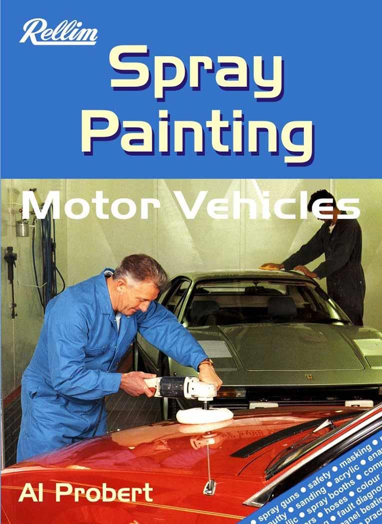 Rellim Spray Painting Motor Vehicles - Front Cover