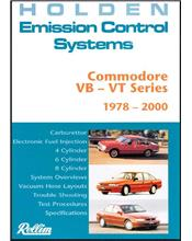 Rellim Holden Commodore VB - VT Series 1978 - 2000 Emission Control Systems