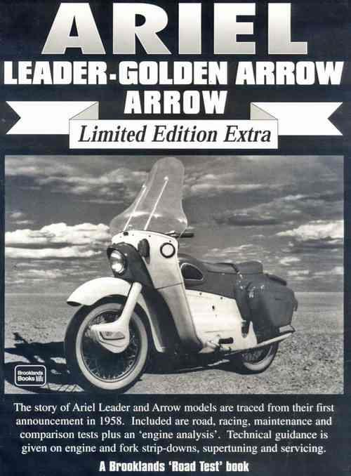 Ariel Leader - Golden Arrow Limited Edition Extra
