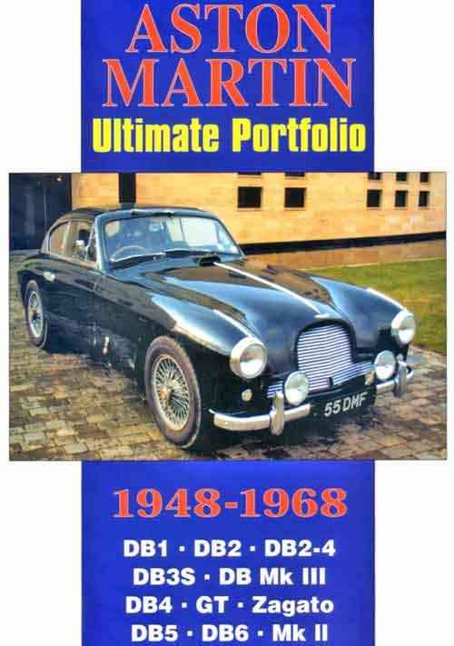 Aston Martin Ultimate Portfolio 1948 - 1968