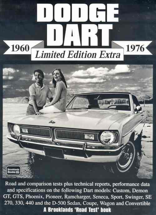 Dodge Dart Limited Edition Extra 1960 - 1976 - Front Cover
