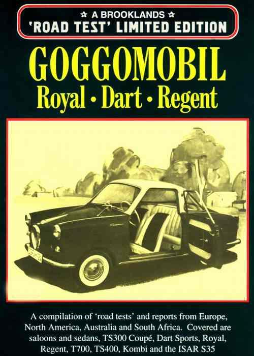 Goggomobil Limited Edition - Front Cover
