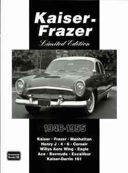 Kaiser-Frazer 1946 - 1955 Limited Edition - Front Cover
