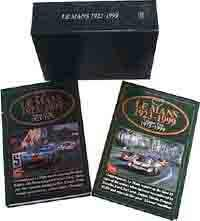 Le Mans 1923 - 1999 Volume 1 & 2 Hard Bound - Front Cover