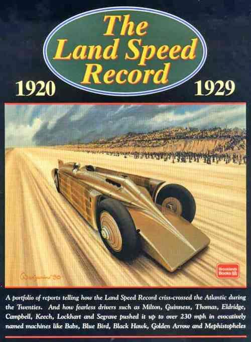 The Land Speed Record 1920 - 1929