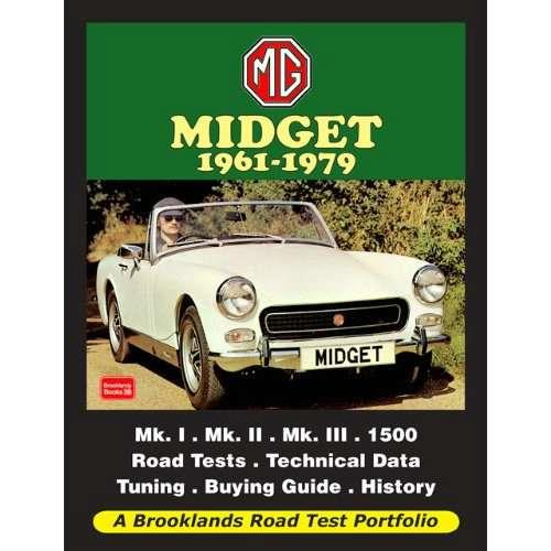 MG Midget 1961 - 1979 Road Test Portfolio