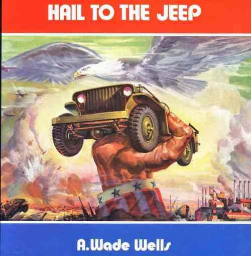 Hail to the Jeep - Front Cover