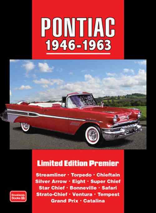 Pontiac 1946 - 1963 Limited Edition Premier