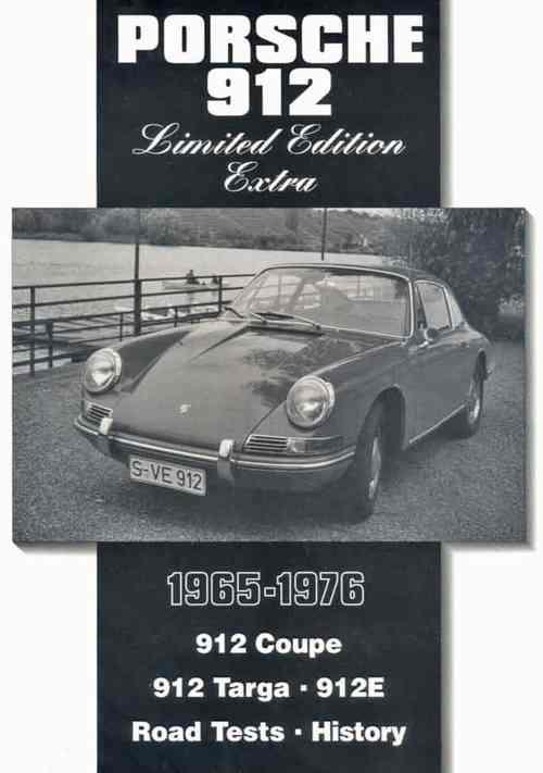 Porsche 912 Limited Edition Extra 1965 - 1976 - Front Cover