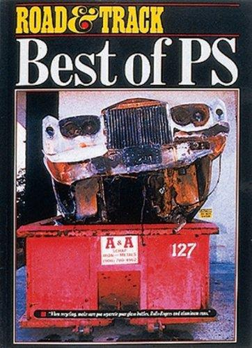 Road & Track Best of PS Post Scripts - Front Cover
