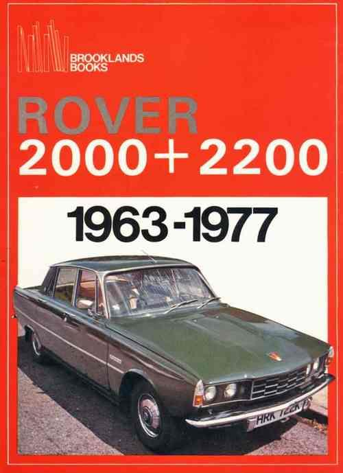 Rover 2000 & 2200 1963 - 1977 (P6) - Front Cover
