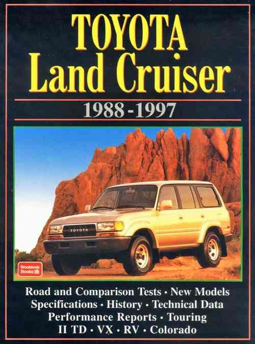 Toyota Land Cruiser 1988 - 1997