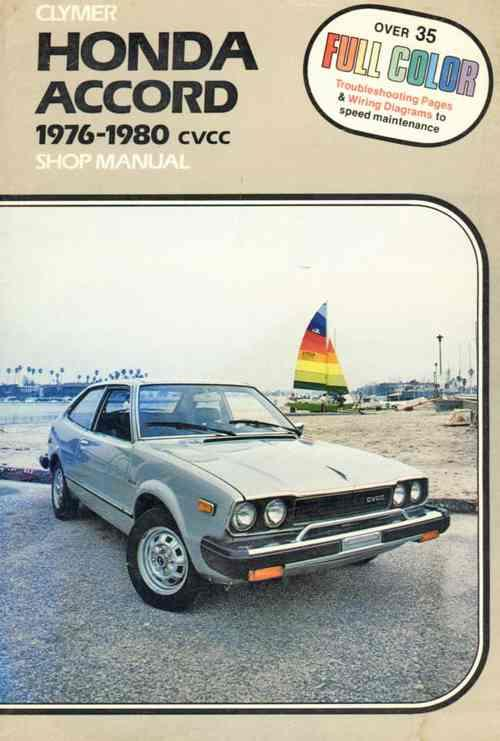 Honda Accord 1976 - 1980 (NOS)