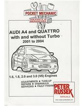Audi A4 and Quattro