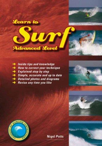 Learn to Surf : Advanced Level
