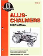 Allis Chalmers 1977 - 1985 Farm Tractor Owners Service & Repair Manual