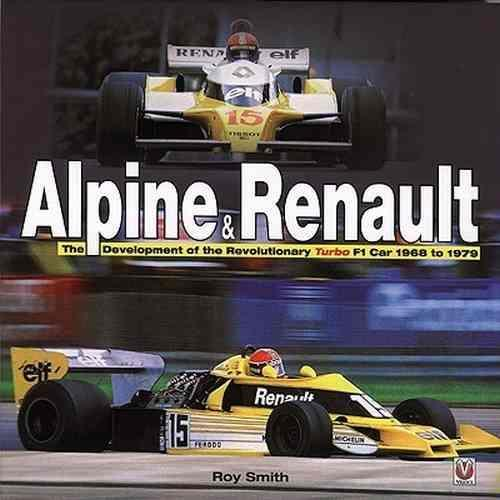 Alpine And Renault - Front Cover