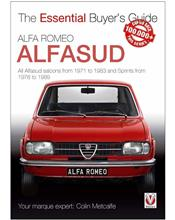 Alfa Romeo Alfasud 1971 - 1989 : The Essential Buyers Guide
