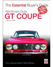 Alfa Romeo Giulia GT Coupé 1963 - 1976 : The Essential Buyers Guide